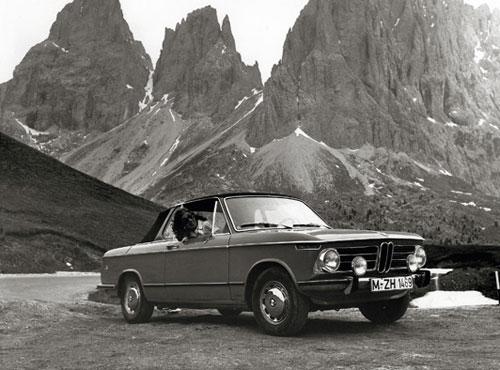 Auch gebaut als Cabrio