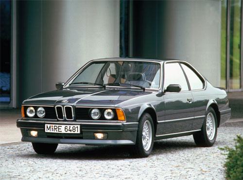 BMW 6er - BMW Coupé mit eleganter unverwechselbarer Linienführung, sportlich und luxeriös