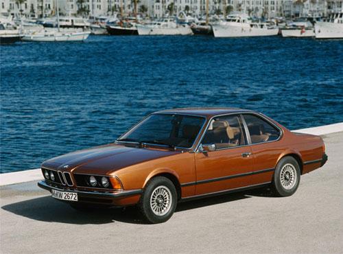 Baujahre 1976 - 1979 (630CS) und 1976 - 1984 (633Csi)