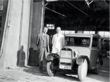 BMW 3/15 PS DA 2 Baujahr 1929 - 1935, 748 ccm, 15 PS, 75 km/h