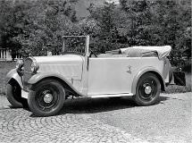 BMW 3/20 PS, AM 1 Baujahr 1932-1934 4 Zylinder, 20 PS