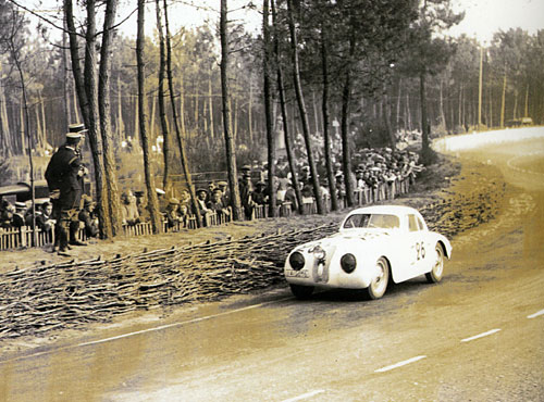 Rennstrecke Le Mans