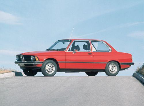 Stationen einer Entwicklung 1975: BMW 3er Reihe-Beginn einer Erfolgsstory