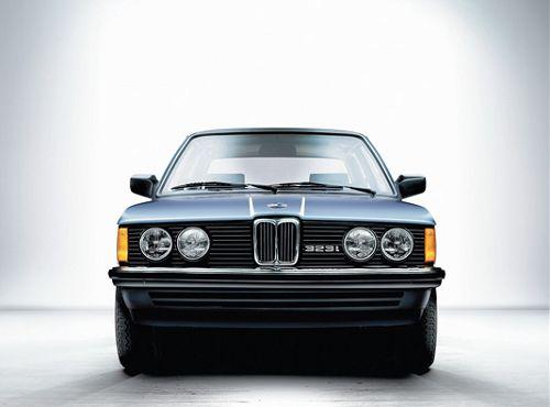 75 Jahre BMW Automobile: BMW 323i, 1978