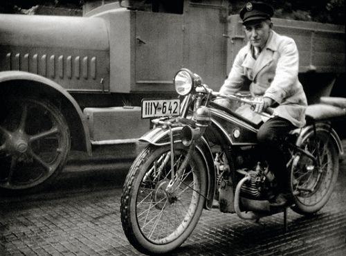 R 32 - 1923 - 1926, 494 ccm sv - 6,25 kW bzw. 8,5 PS
