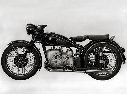 R 68 - 1952 - 1954, 594 ccm ohv, 26 kW (35 PS)