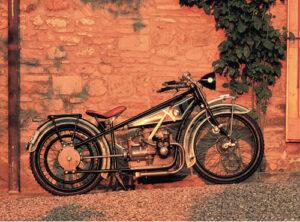 R 32 - 1923 - 1926, 494 ccm sv, 6,25 kW bzw. 8,5 PS