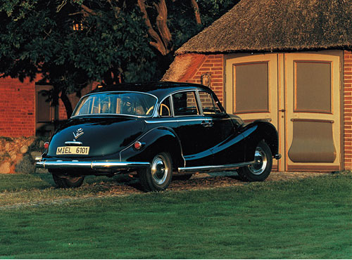 3,2 ltr., 1955 - 1961, 120 PS, 170 km/h