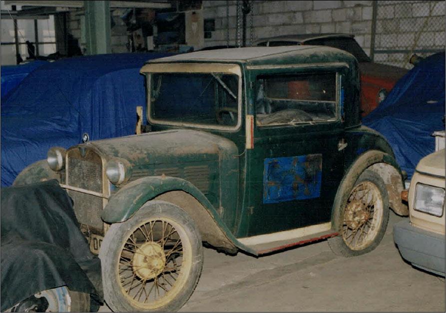 Restaurierung BMW Fahrzeuge