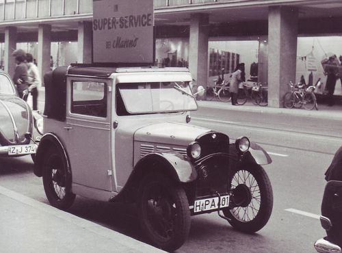 BMW 3/15 PS; Bj. 1930