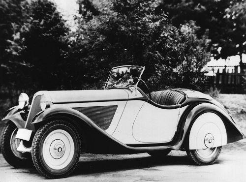 Werkfoto aus dem BMW Archiv, Bayrische Motorenwerke AG