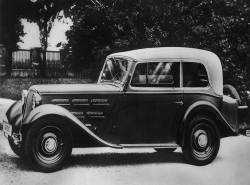 BMW 315 Limousine 1,5 Liter 6 Zyl., 34 PS Bj. 1934/35