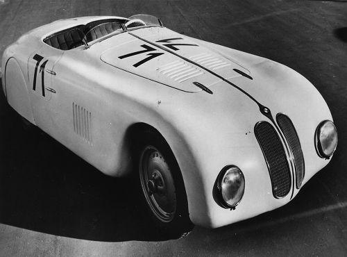 BMW Rennsportwagen Typ Mille-Miglia 6 Zyl. 1939/40