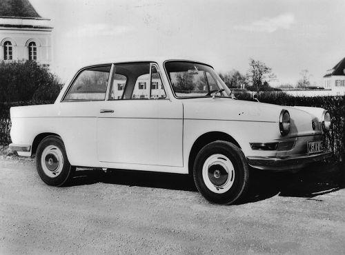 BMW 700 Luxus 2 Zyl., 30 PS 1961/6
