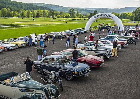 BMW Clubveranstaltungen