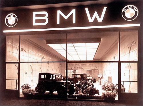Berliner BMW Repräsentanz