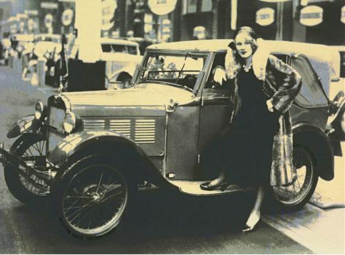 Ein Traum schon damals ... - dieser 3/15 wurde als Einzelstück eines Sport Cabriolets von der Fa. Buhne, Berlin, auf Basis eines 3/15 DA2 gebaut. Das Fahrzeug wurde auf der Berliner Autoausstellung im Jahre 1931 gezeigt.