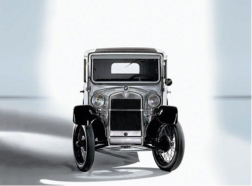BMW 3/15, Bj. 1929 - 1935 15 PS, 75 km/h