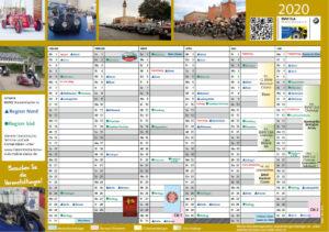 Stammtischkalender BMW Club Mobile Classic e. V.