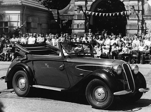 Sport-Cabriolet 1936-37