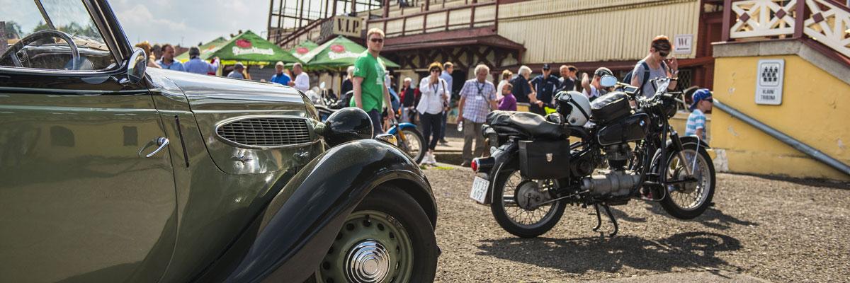 Der Club für BMW Automobile und BMW Motorräder aller Baureihen