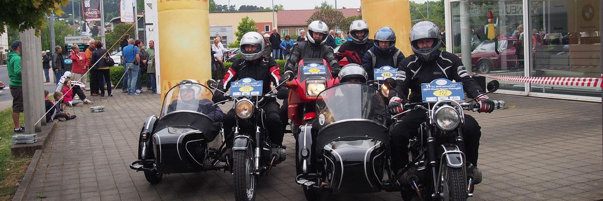 BMW historische und klassische Motorräder