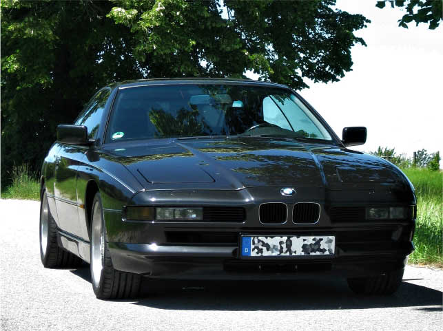 BMW 8er Serie