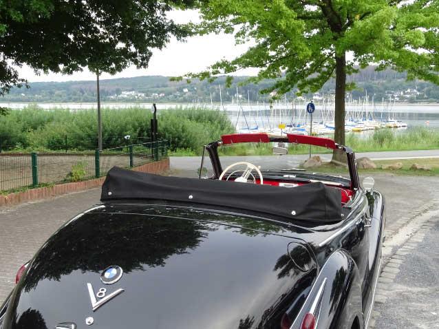 BMW V8 - 502