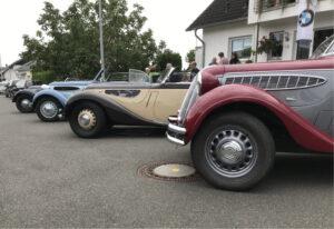 BMW der 30er Jahre