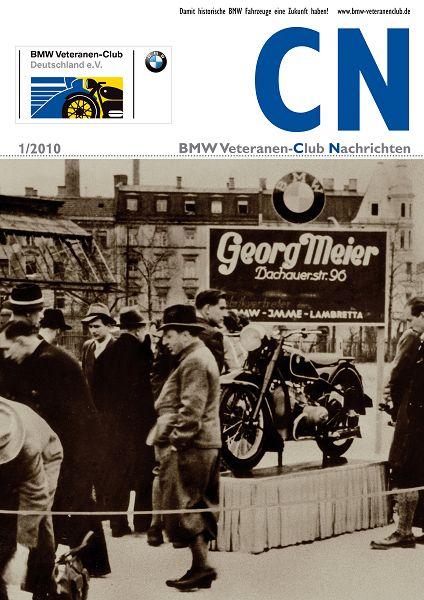 Titel Club Nachrichten (CN)