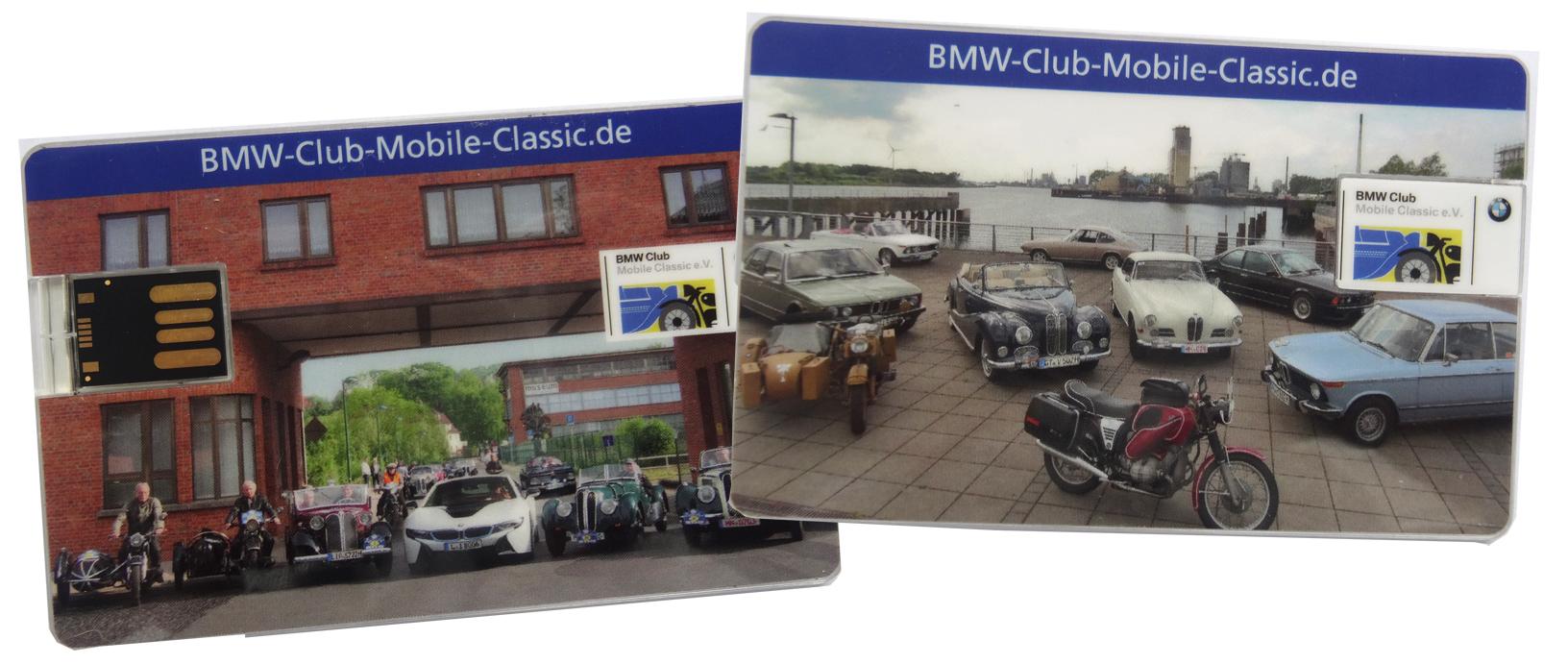 USB Speicehrkarte BMW Club Mobile Classic e.V.