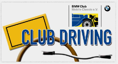 Club Driving BMW Club Mobile Classic e.V.