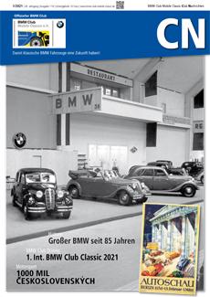 Club Nachrichten CN 1/2021