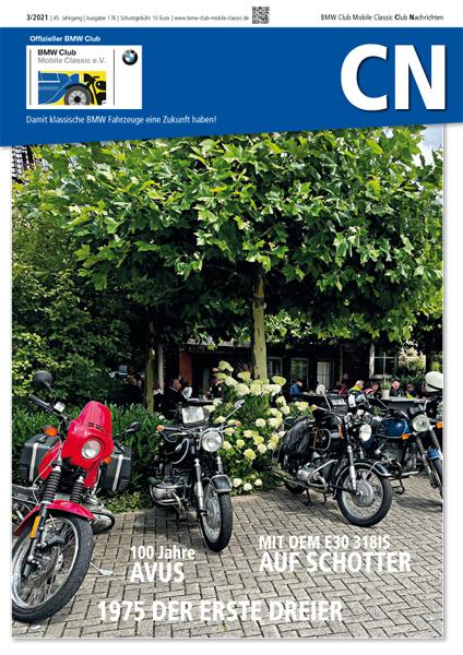 CN Club Nachrichten 3-2021